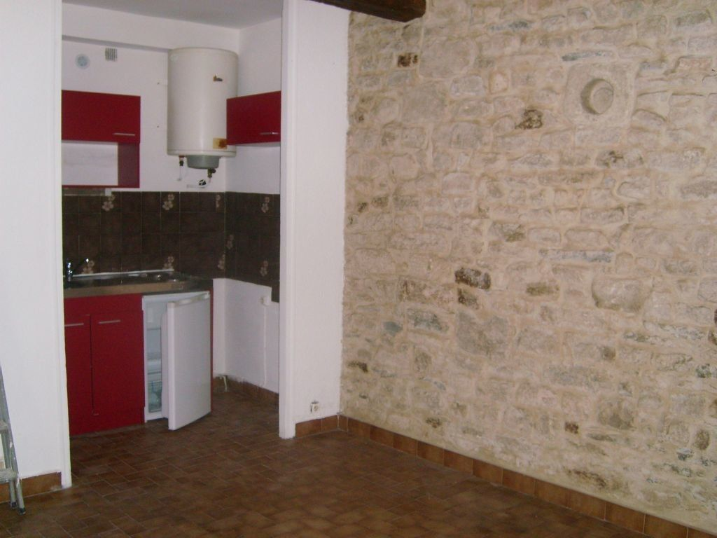 Appartement à louer 1 19.68m2 à Nîmes vignette-1
