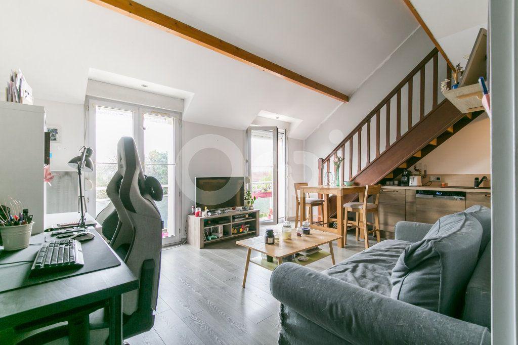 Appartement à vendre 2 39.89m2 à Pontault-Combault vignette-1