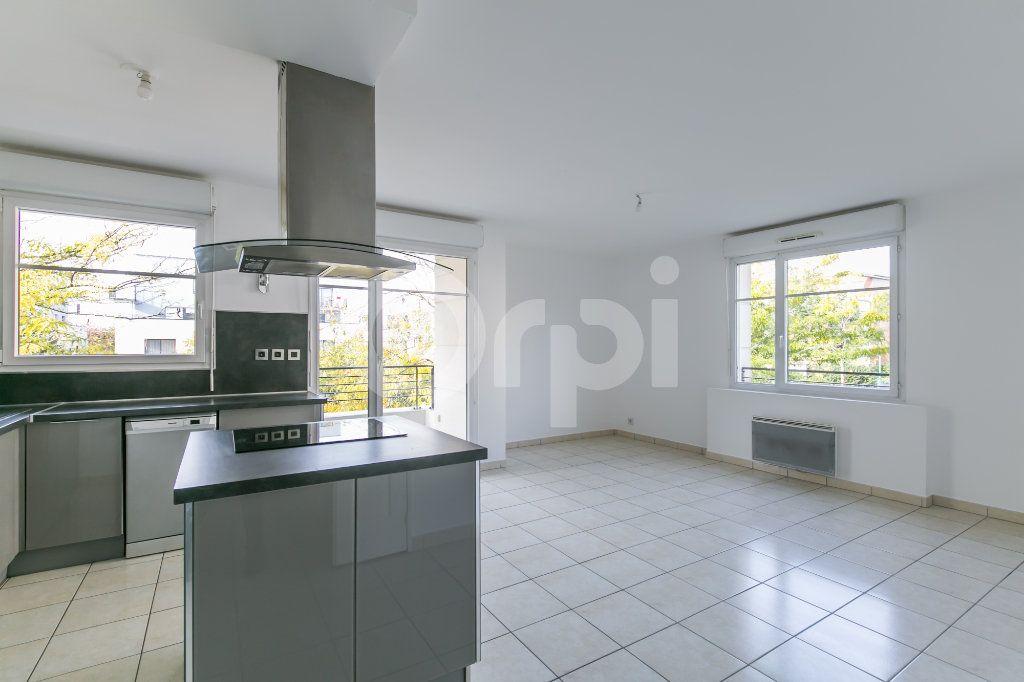 Appartement à vendre 3 59.3m2 à Montévrain vignette-1
