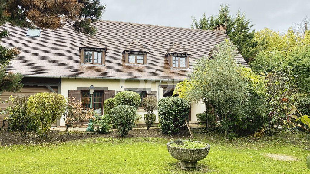 Maison à vendre 6 180m2 à Montmorency vignette-1