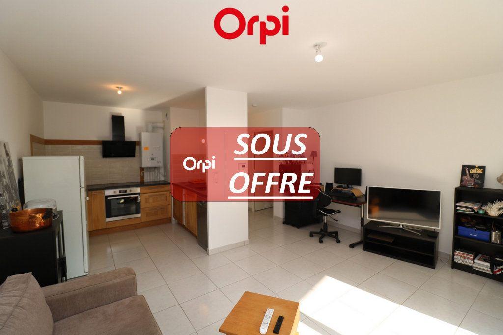 Appartement à vendre 2 48m2 à Voiron vignette-1