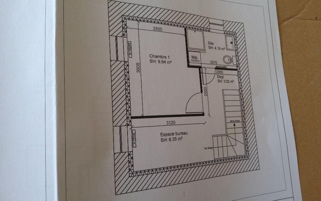 Maison à louer 5 63m2 à Aoste vignette-3