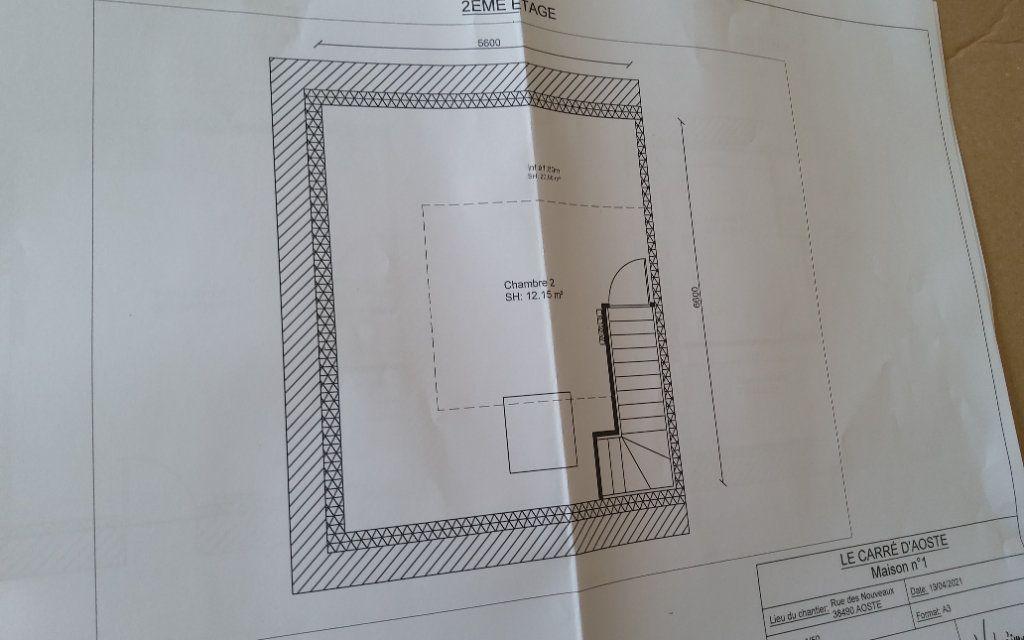 Maison à louer 5 63m2 à Aoste vignette-4