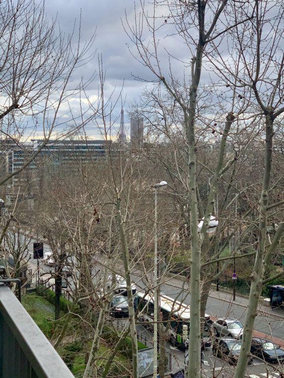 Appartement à louer 1 26.41m2 à Courbevoie vignette-1
