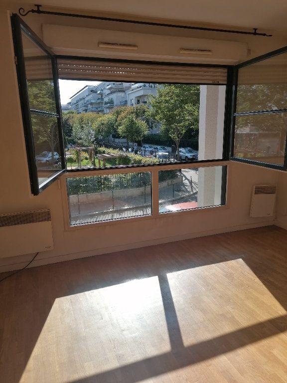 Appartement à louer 1 23.81m2 à Asnières-sur-Seine vignette-1