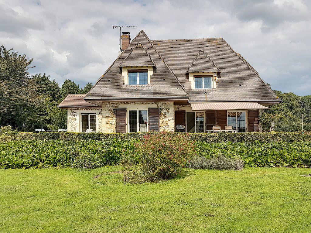 Maison à vendre 5 135m2 à Beuzeville vignette-1