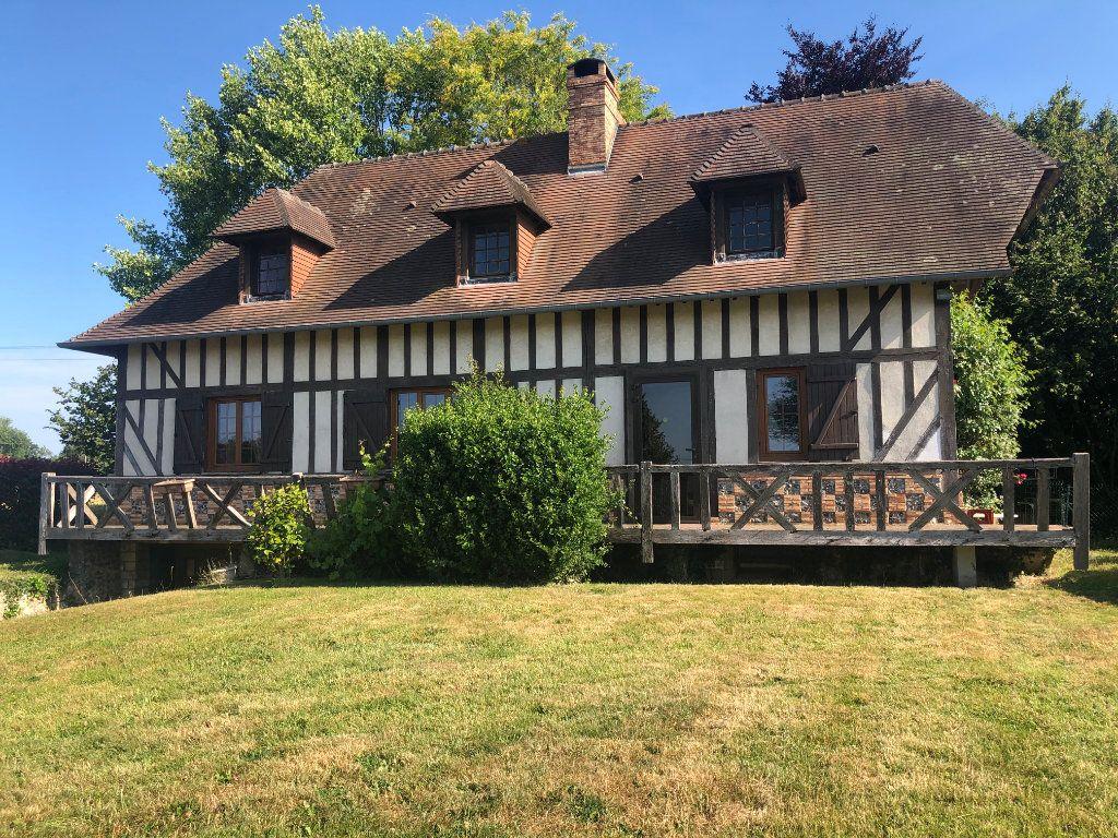 Maison à vendre 4 85m2 à Lieurey vignette-1