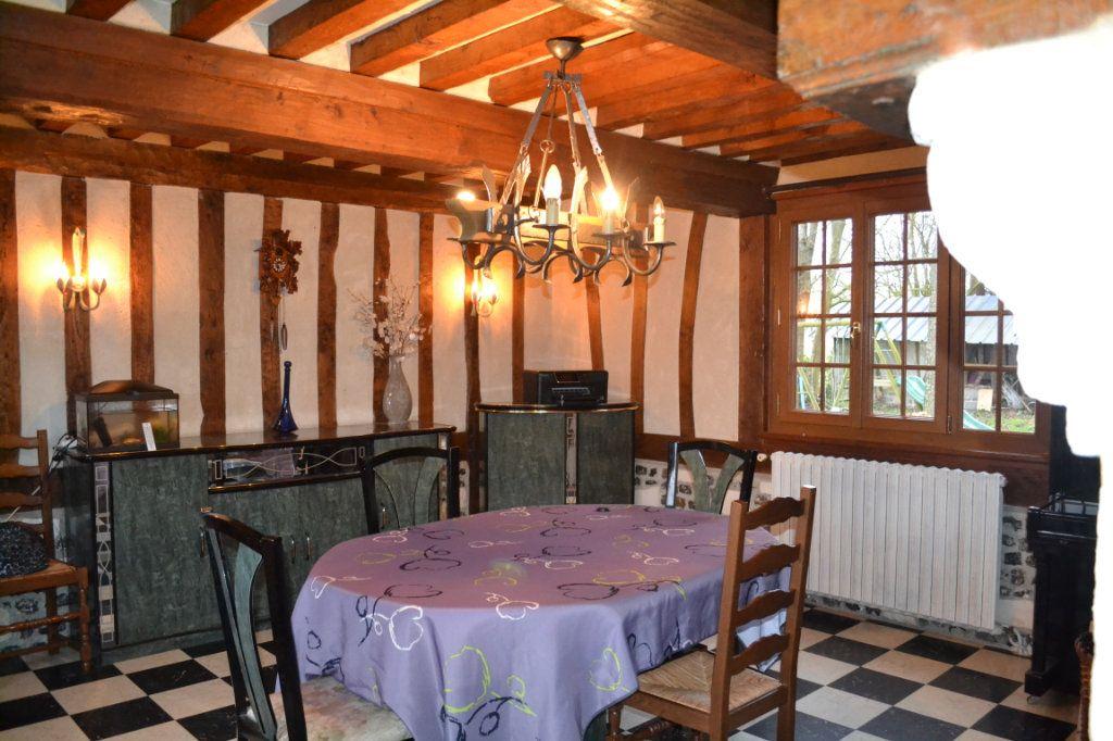 Maison à vendre 4 85m2 à Lieurey vignette-3