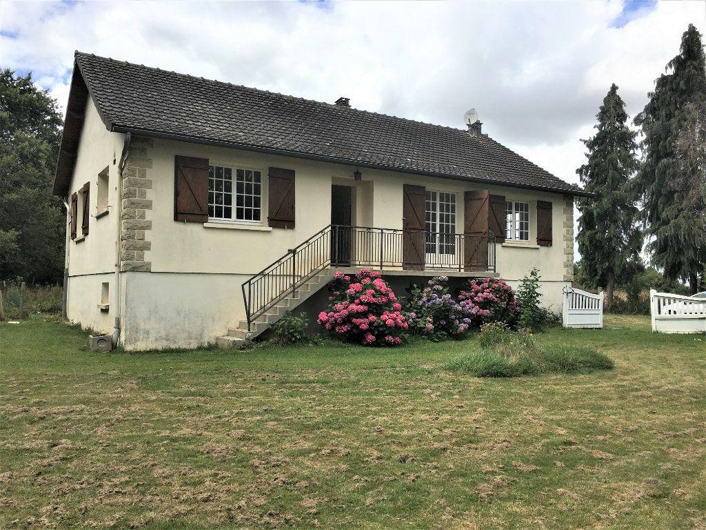 Maison à vendre 3 98m2 à Beuzeville vignette-1