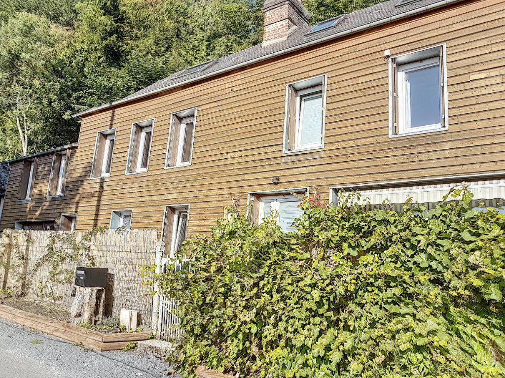 Maison à vendre 5 108m2 à Beuzeville vignette-1