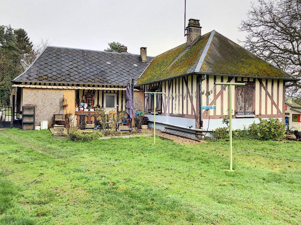 Maison à vendre 4 70m2 à Lieurey vignette-8