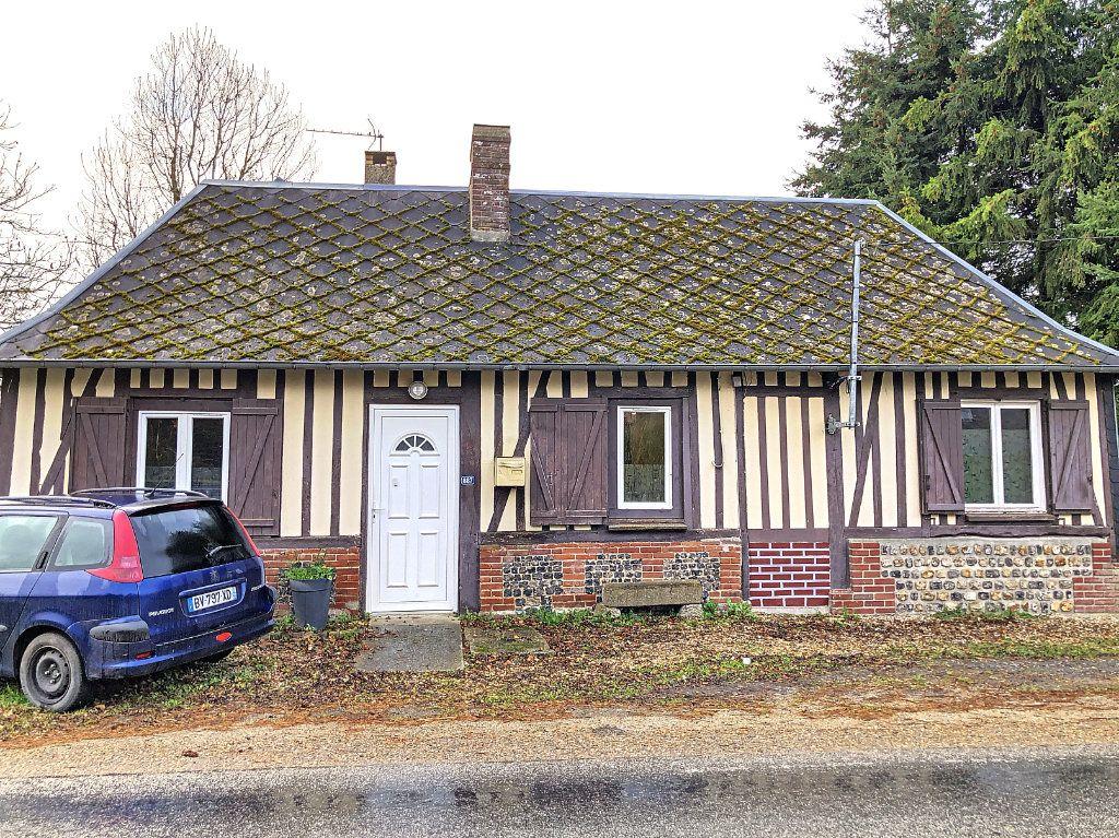 Maison à vendre 4 70m2 à Lieurey vignette-9