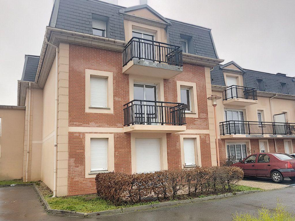 Appartement à vendre 2 48m2 à Beuzeville vignette-1