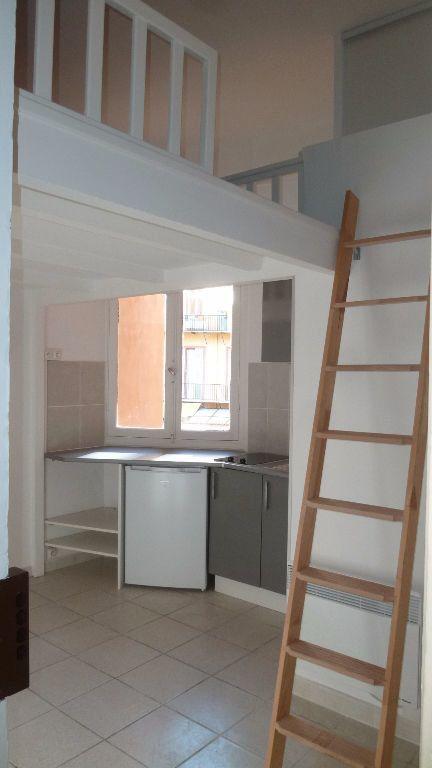 Appartement à louer 1 11m2 à Nice vignette-2