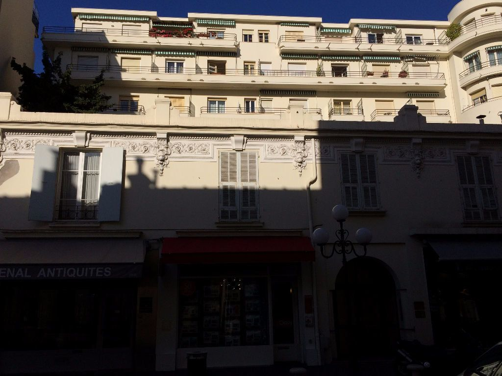 Appartement à louer 1 29.05m2 à Nice vignette-7