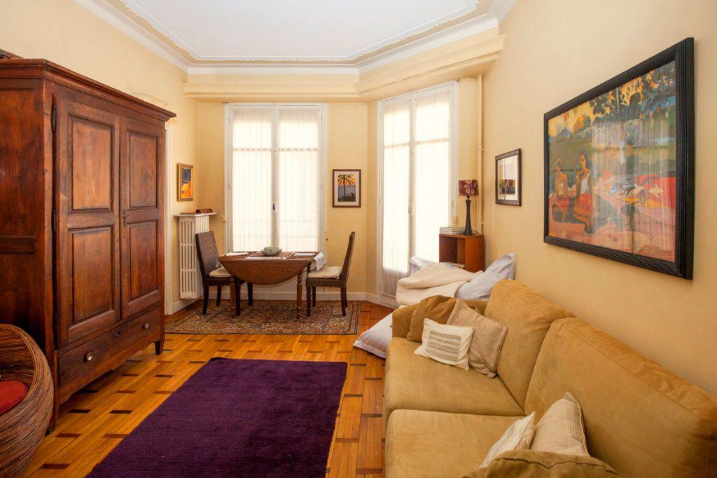 Appartement à louer 1 33.61m2 à Nice vignette-1