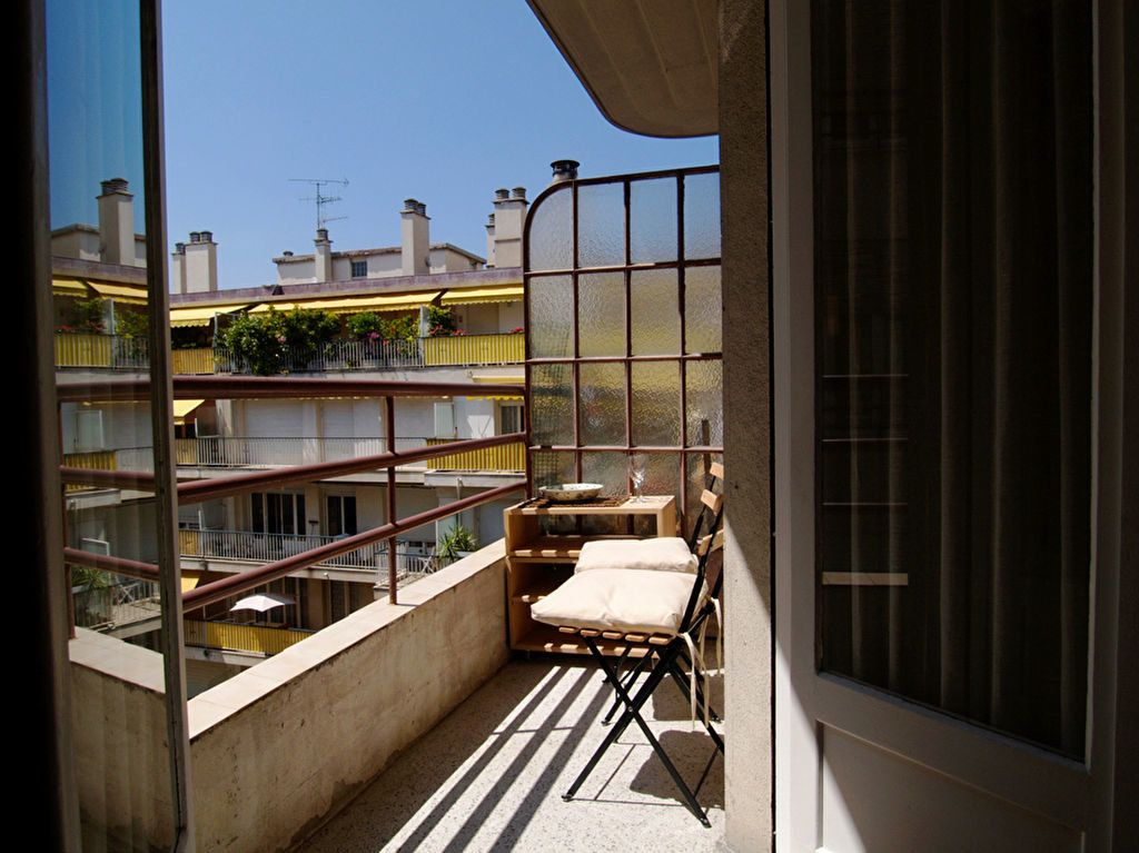 Appartement à louer 1 33.61m2 à Nice vignette-2