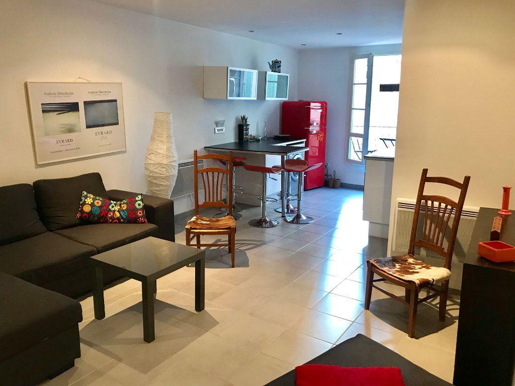 Appartement à louer 2 44.31m2 à Nice vignette-2