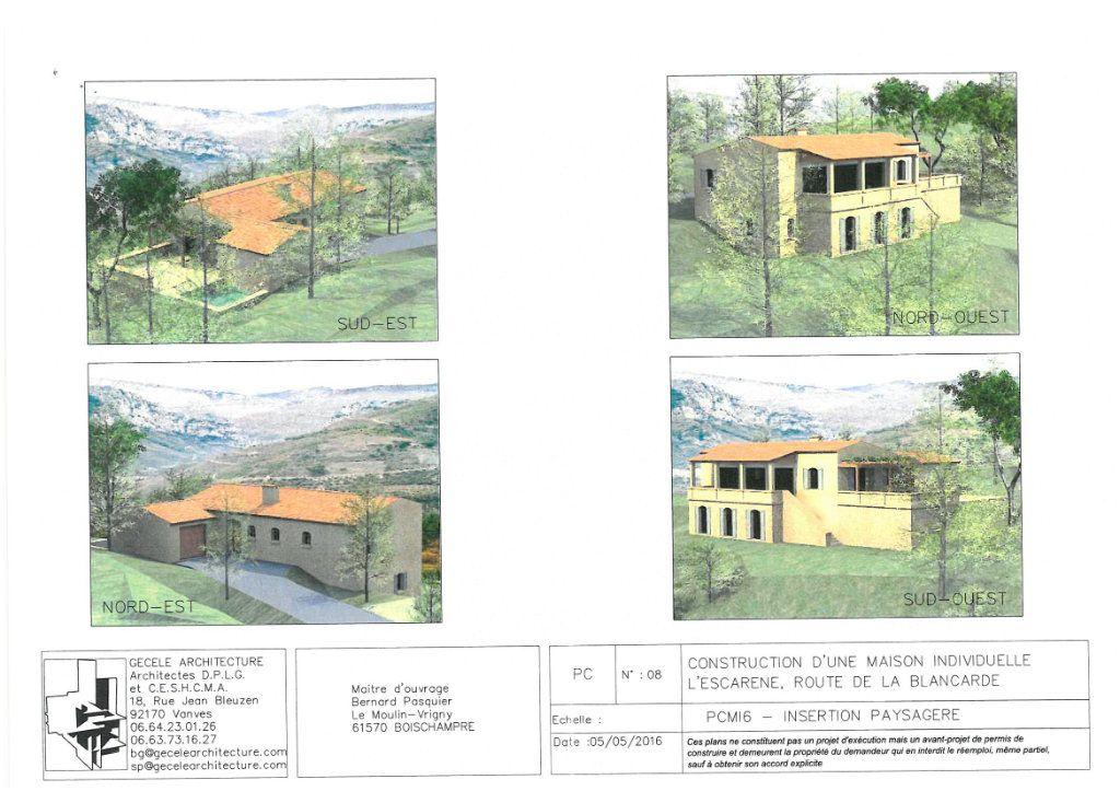 Terrain à vendre 0 1934m2 à L'Escarène vignette-2