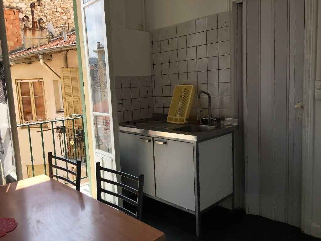 Appartement à louer 1 22.03m2 à Nice vignette-5