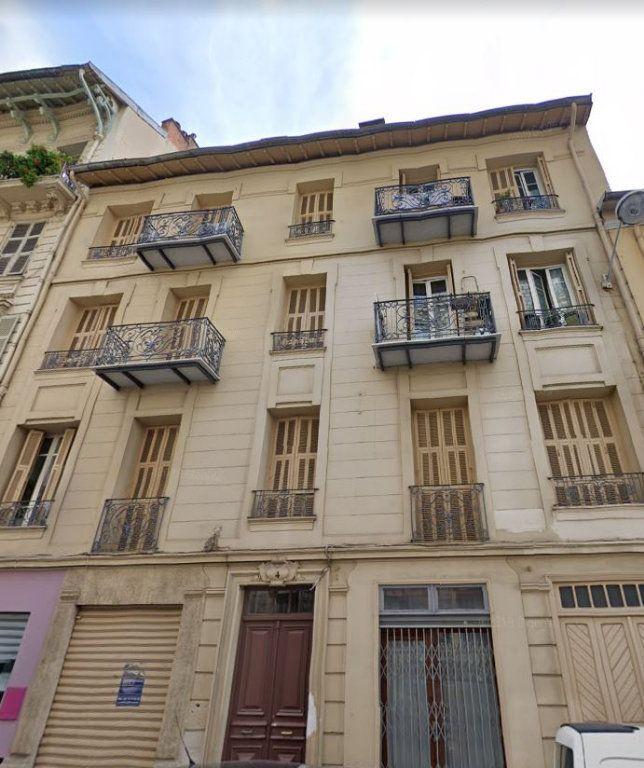 Appartement à vendre 1 26.34m2 à Nice vignette-1