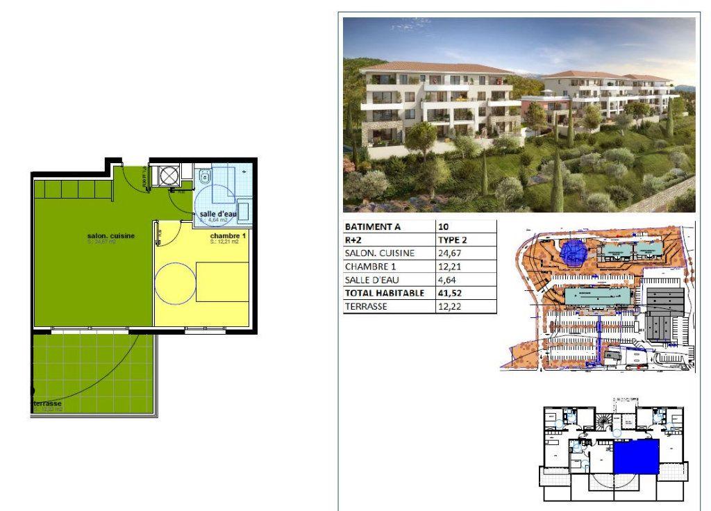 Appartement à vendre 2 41.52m2 à Sari-Solenzara vignette-3