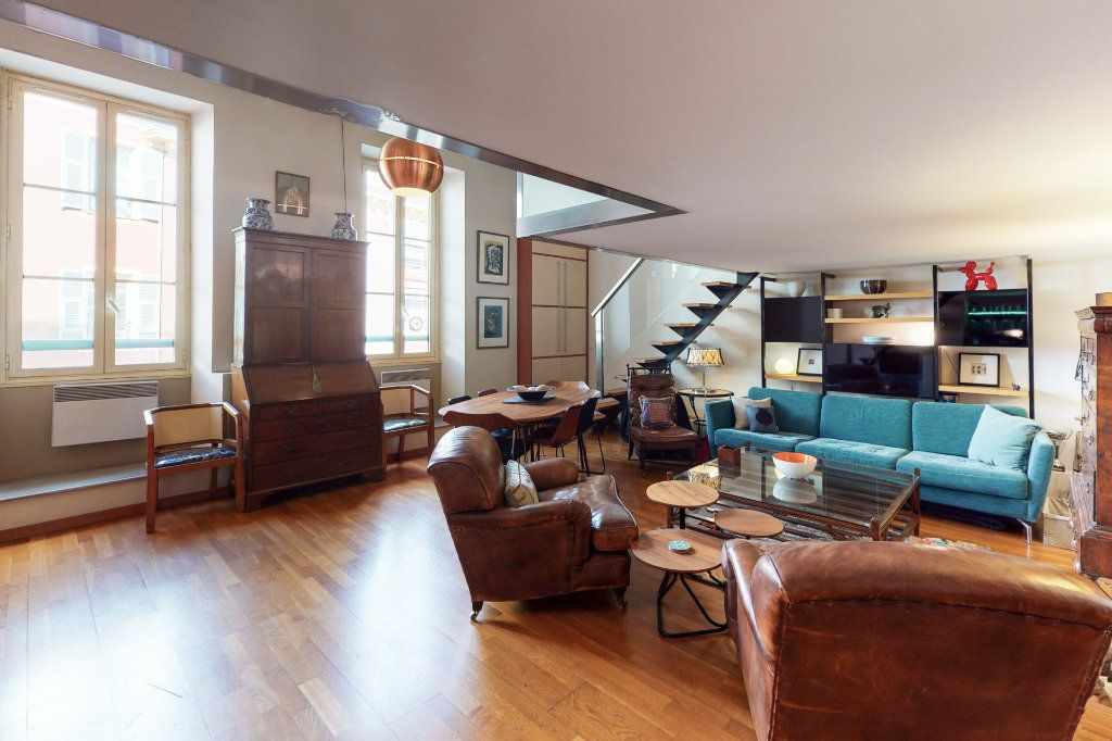 Appartement à vendre 5 91m2 à Nice vignette-5