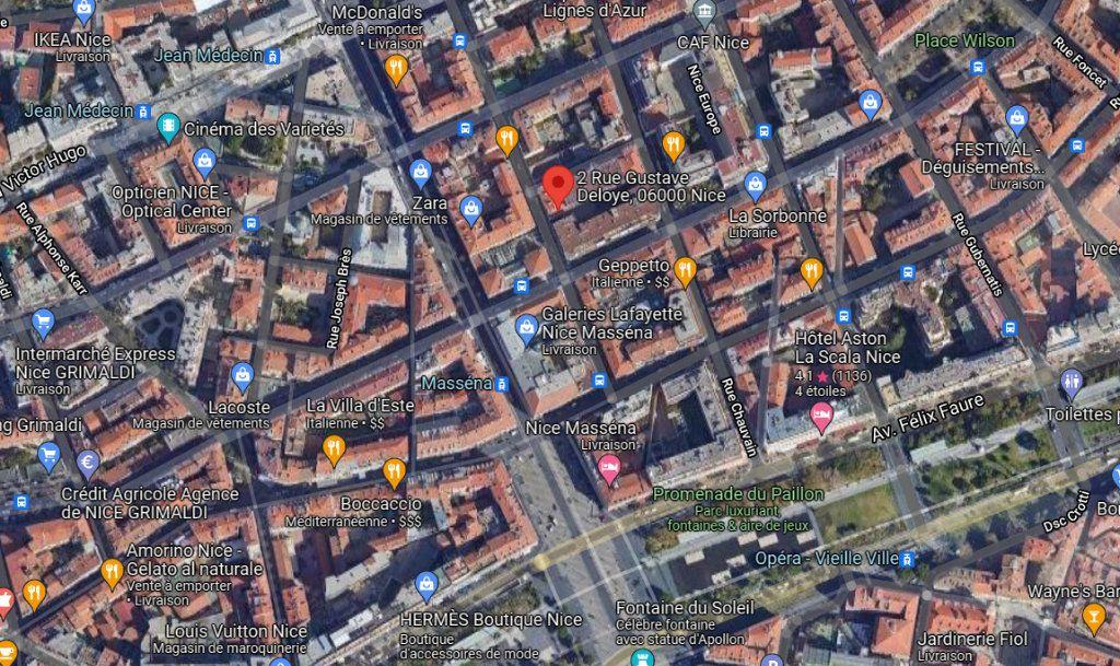Appartement à vendre 1 27m2 à Nice vignette-6