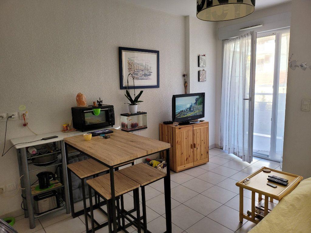 Appartement à vendre 1 21.29m2 à Nice vignette-1
