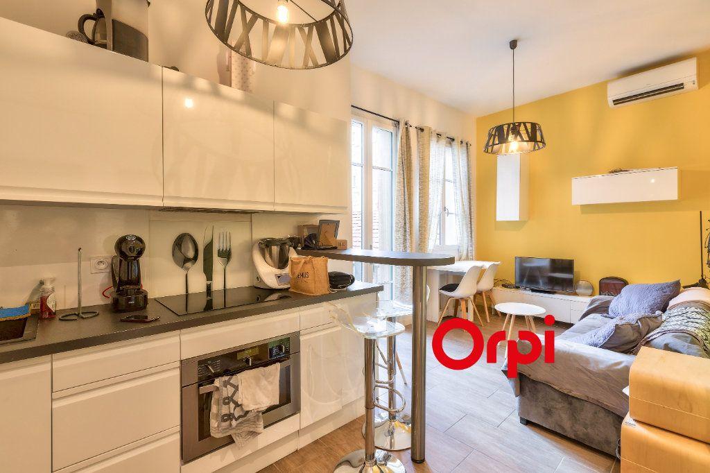 Appartement à vendre 2 32.59m2 à Nice vignette-1