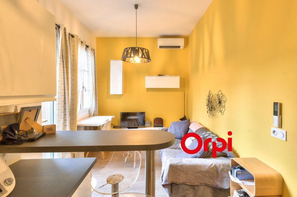 Appartement à vendre 2 32.59m2 à Nice vignette-2