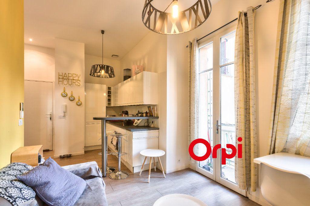 Appartement à vendre 2 32.59m2 à Nice vignette-3