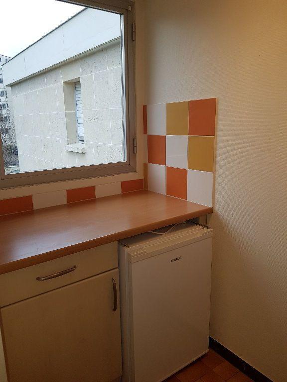 Appartement à louer 1 22.19m2 à Bagneux vignette-3