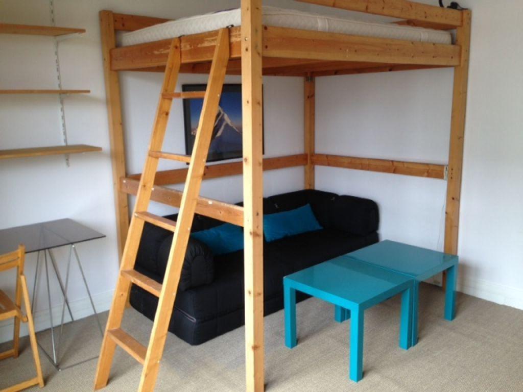 Appartement à louer 1 31.81m2 à Sceaux vignette-1