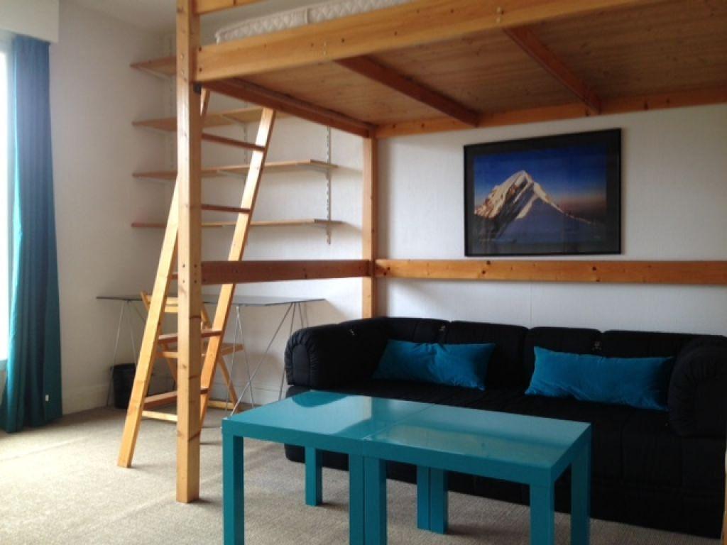 Appartement à louer 1 31.81m2 à Sceaux vignette-2