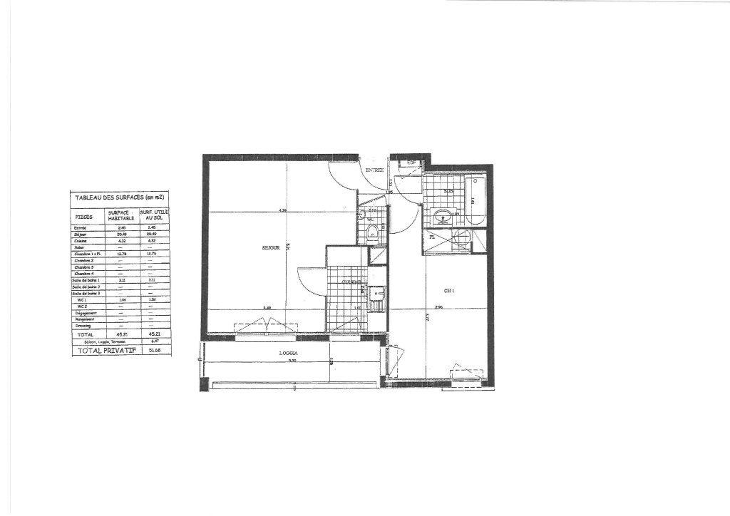 Appartement à vendre 2 45m2 à L'Haÿ-les-Roses vignette-2