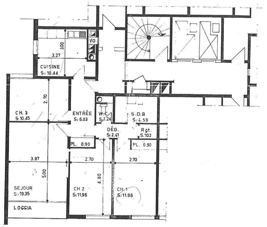 Appartement à vendre 4 81m2 à L'Haÿ-les-Roses vignette-3
