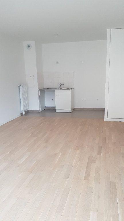 Appartement à louer 2 44.3m2 à Clamart vignette-1