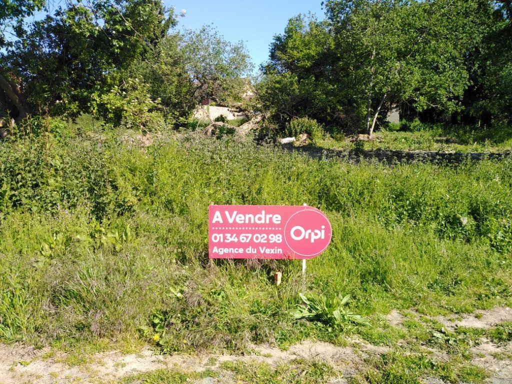 Terrain à vendre 0 821m2 à Wy-dit-Joli-Village vignette-1