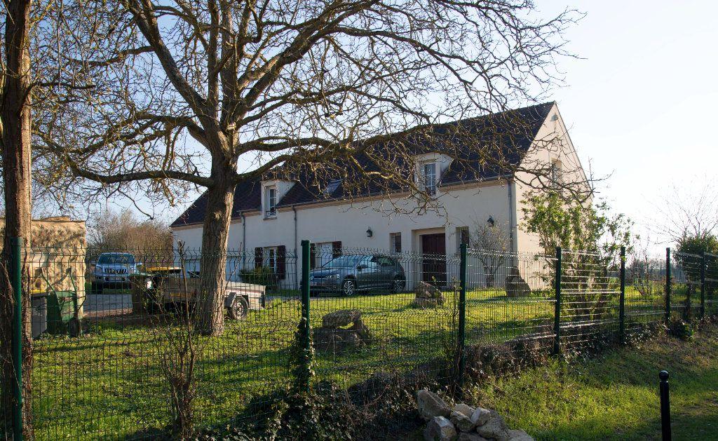 Maison à vendre 8 227m2 à Courcelles-sur-Viosne vignette-7