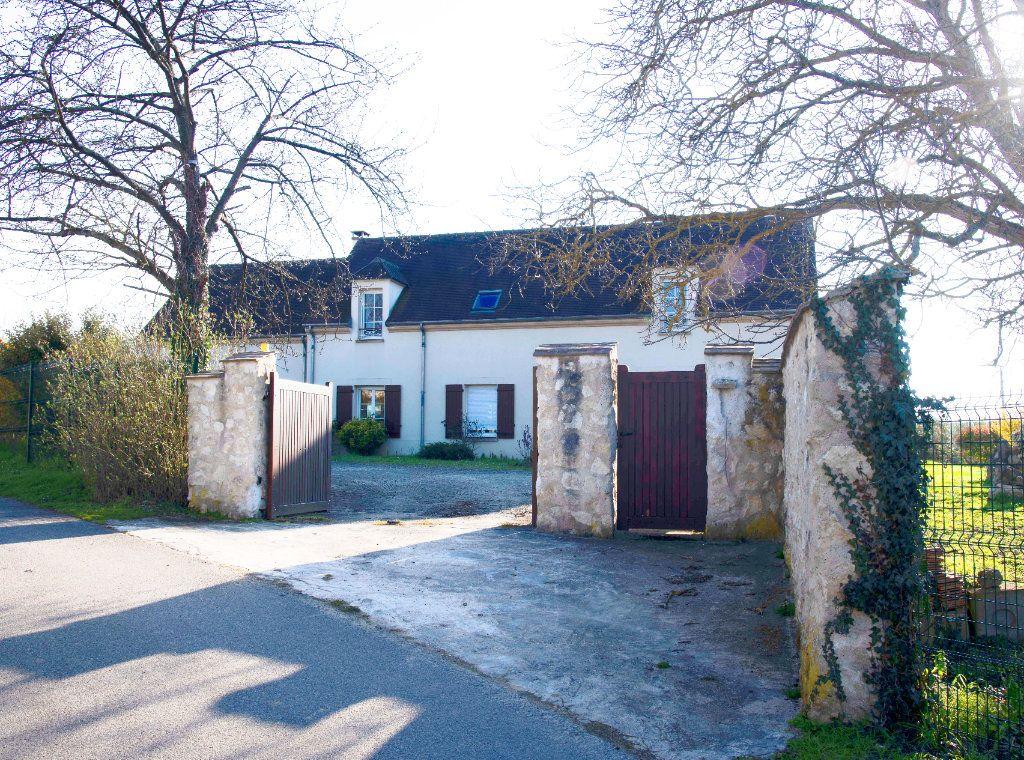 Maison à vendre 8 227m2 à Courcelles-sur-Viosne vignette-8