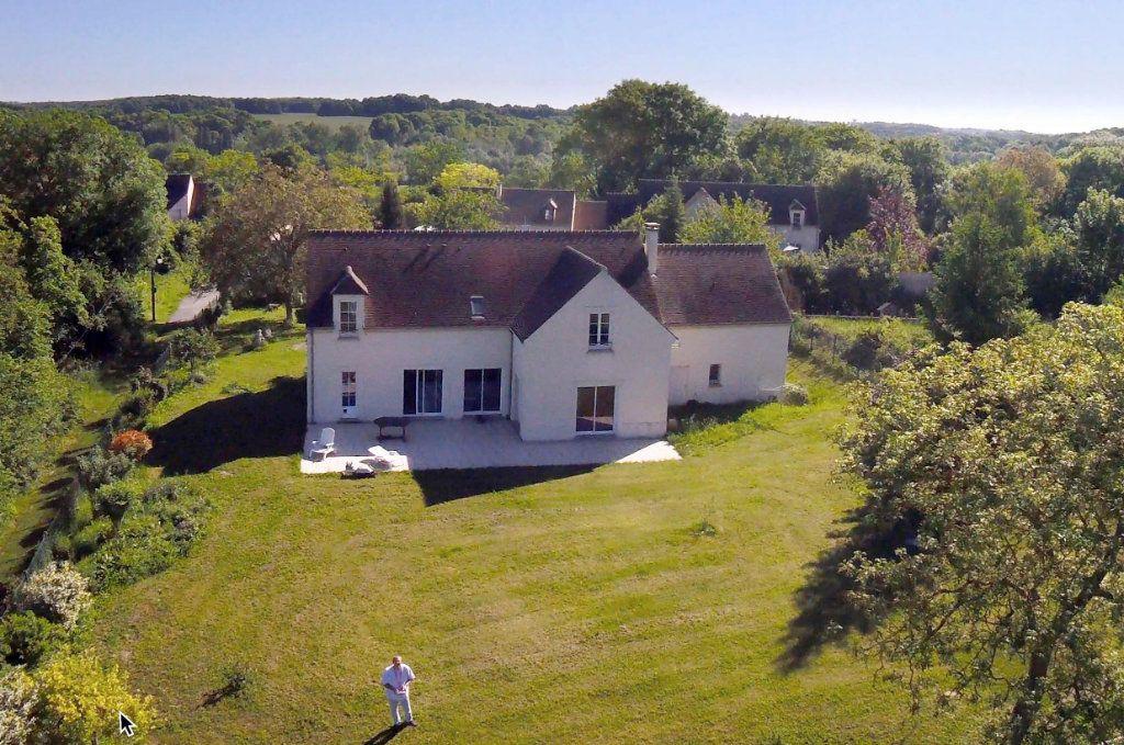 Maison à vendre 8 227m2 à Courcelles-sur-Viosne vignette-9