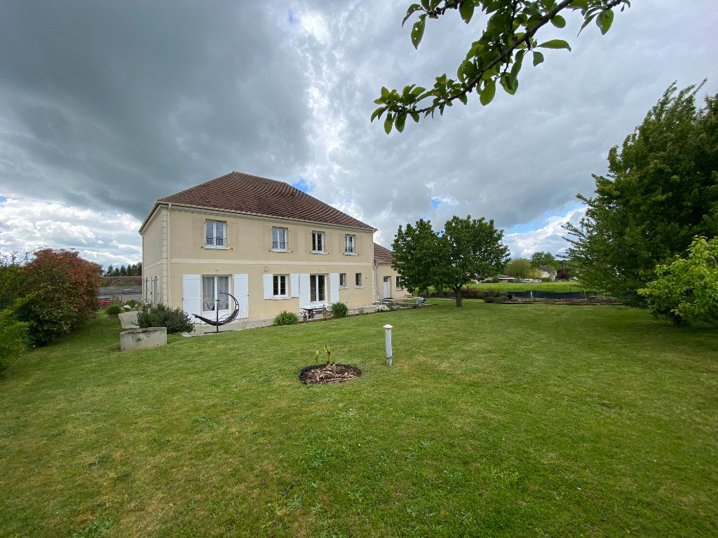 Maison à vendre 9 188m2 à Fay-les-Étangs vignette-9