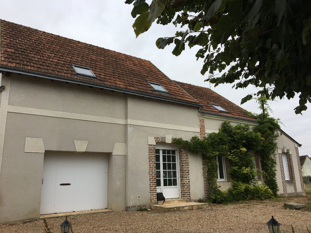 Maison à vendre 8 158.21m2 à Château-Renault vignette-2