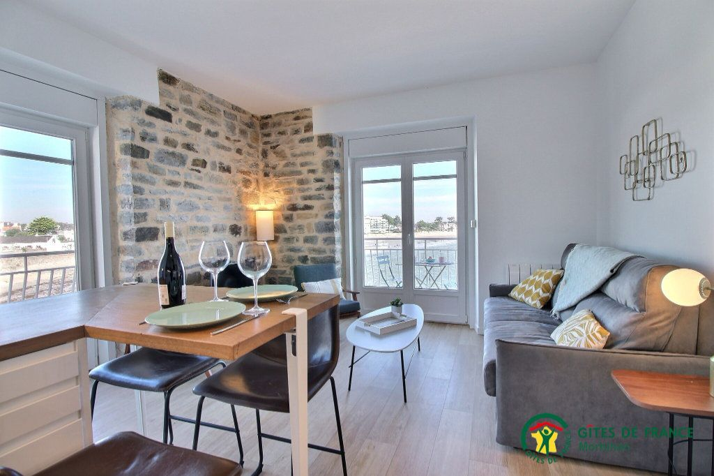 Appartement à louer 2 38.15m2 à Larmor-Plage vignette-9