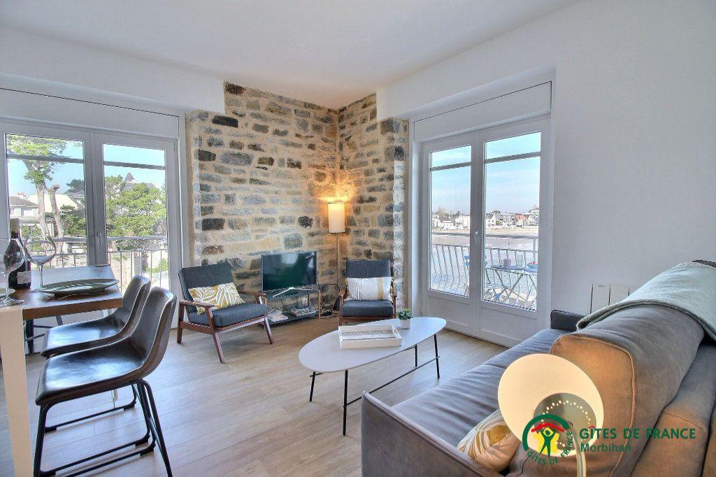 Appartement à louer 2 38.15m2 à Larmor-Plage vignette-10