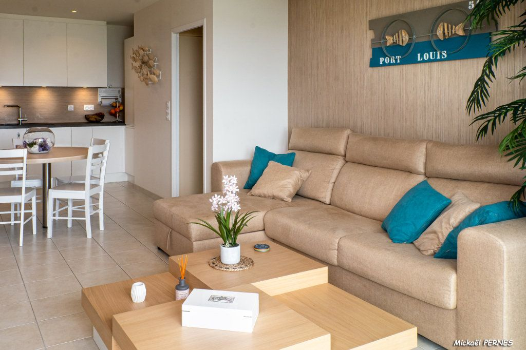 Appartement à louer 2 49m2 à Port-Louis vignette-3