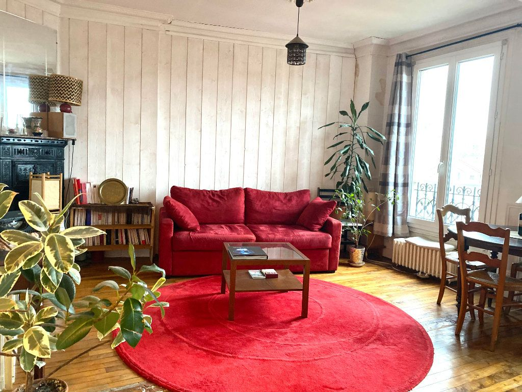 Appartement à louer 2 37.83m2 à Les Lilas vignette-3