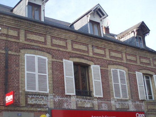 Appartement à louer 2 28.73m2 à Pont-l'Évêque vignette-1