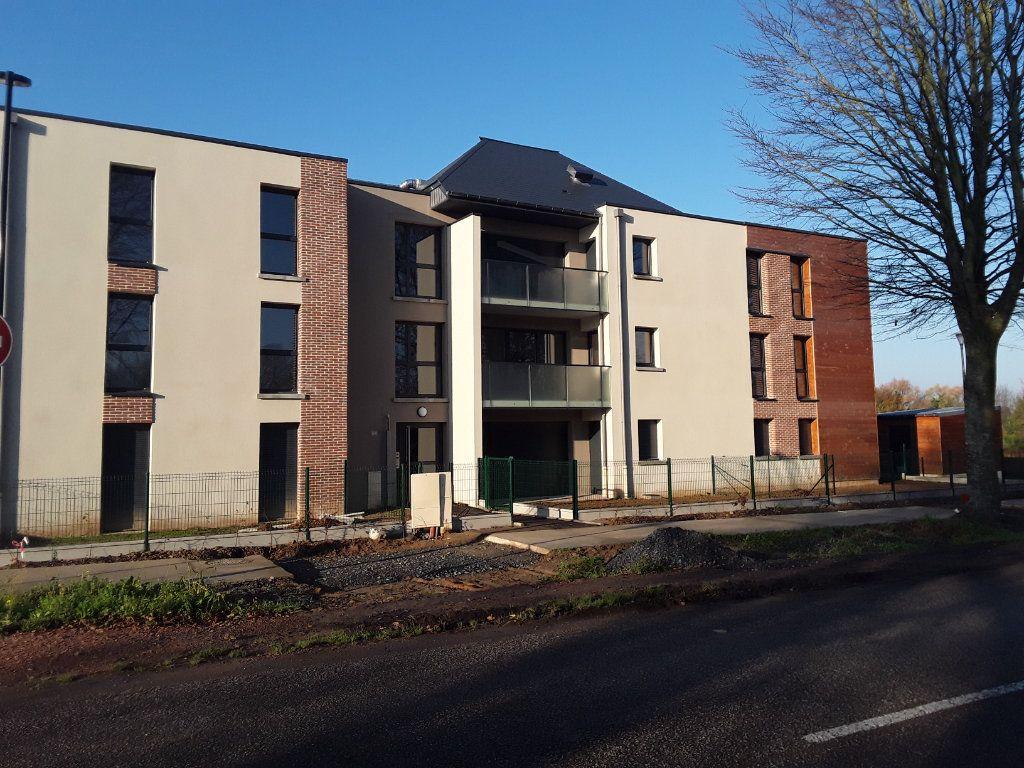 Appartement à louer 2 42.59m2 à Honfleur vignette-1